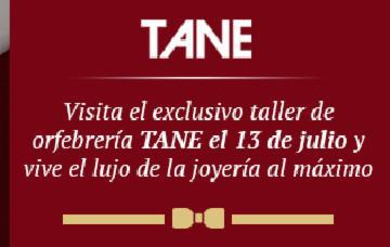 Visita el exclusivo taller de orfebrería TANE y disfruta de lo más exclusivo en joyería