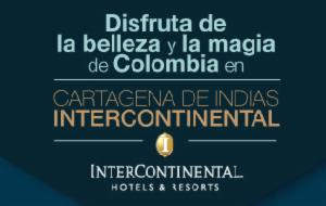 Vive Cartagena con Intercontinental
