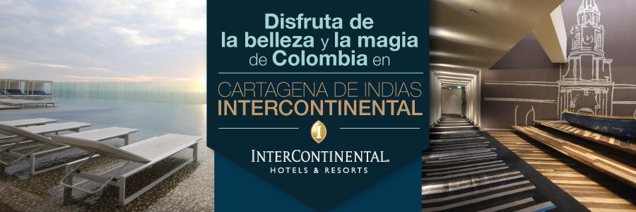 Vive Cartagena con Intercontinental