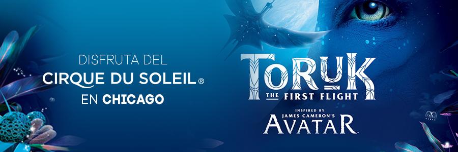 Vive el Cirque Du Soleil en Chicago show Toruk