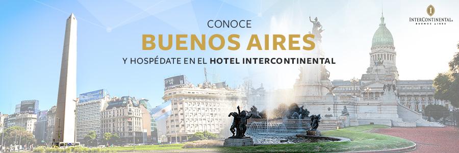 Vive y siente Buenos Aires un fin de semana en pareja