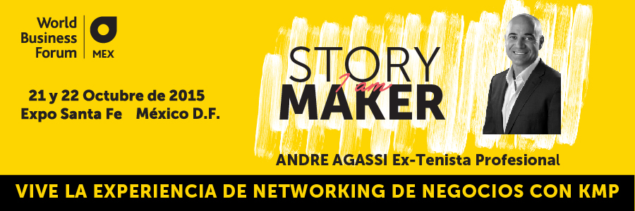 World Business Forum : Story Makers México