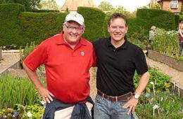Larry Meiller and Matthew Brumley