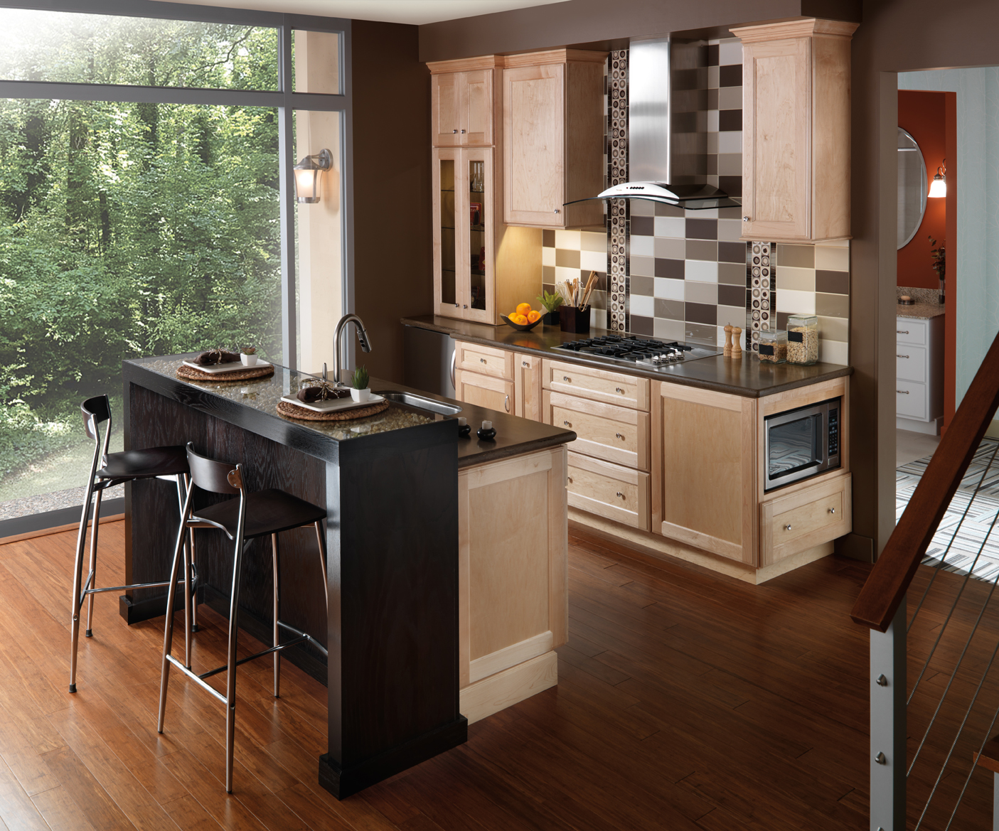 Quality Kitchen Cabinets Quality Cabinets Seacrest Birch Clove