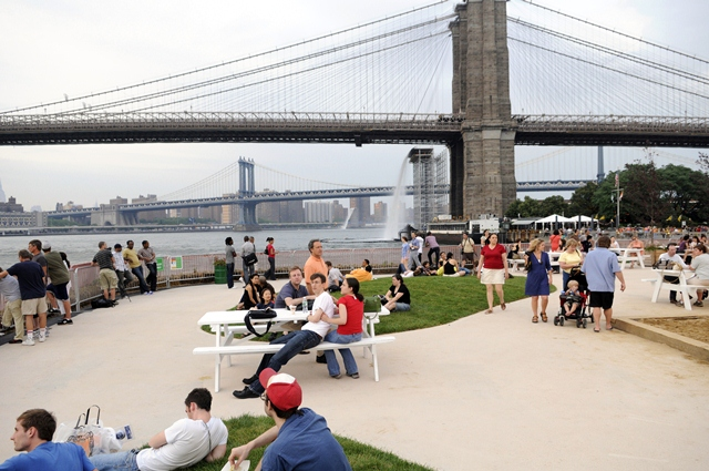 New York City - Solar Reflective
