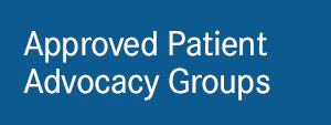 Appendix B: Approved Patient Advocacy Groups