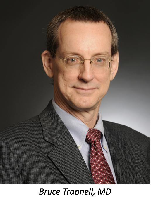 Bruce Trapnell, MD
