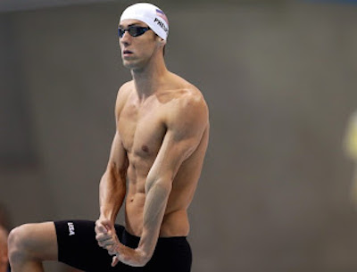 What Sets Michael Apart From Other Swimmers Is His