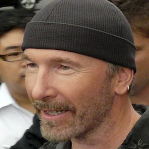 Pope Francis and U2's The Edge Attend Regenerative Medicine Conference at the Vatican
