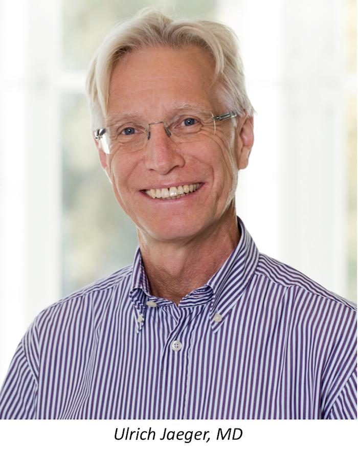 Ulrich Jaeger, MD