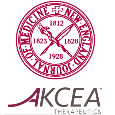 New Akcea Paper in NEJM Shows Favorable Cardiometabolic Effects with AKCEA-ANGPTL3-L Rx