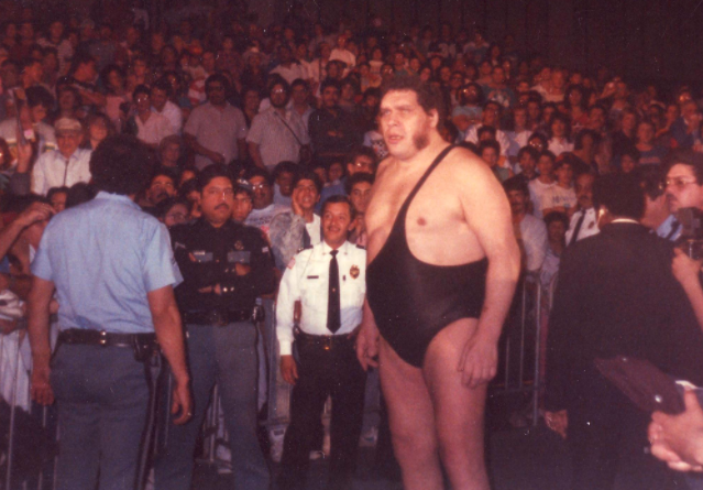HBO Documentary Shines Spotlight on World's Most Famous Case of Acromegaly: Andre the Giant