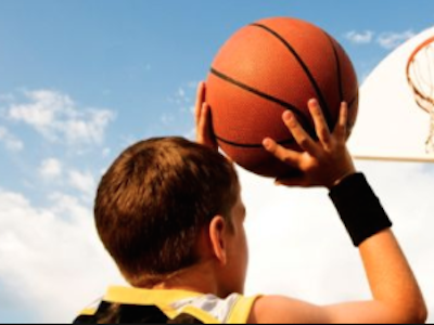 Young Anti-NMDA Receptor Encephalitis Patient Returns to the Basketball Court