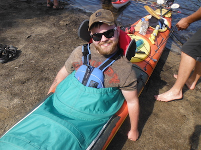Remote Camping with a Disability