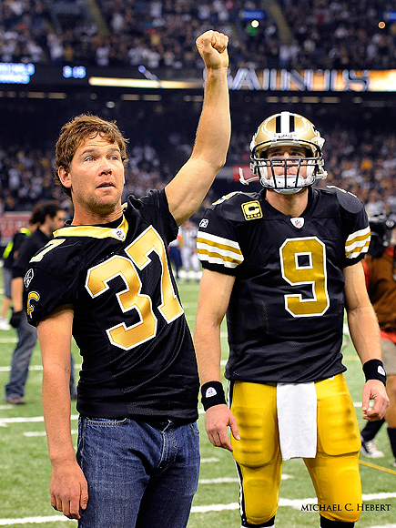 f5ba23d37 Former NFL player Steve Gleason was diagnosed with amyotrophic lateral  sclerosis (ALS) soon after retiring from the game he loved. When his  doctors gave him ...