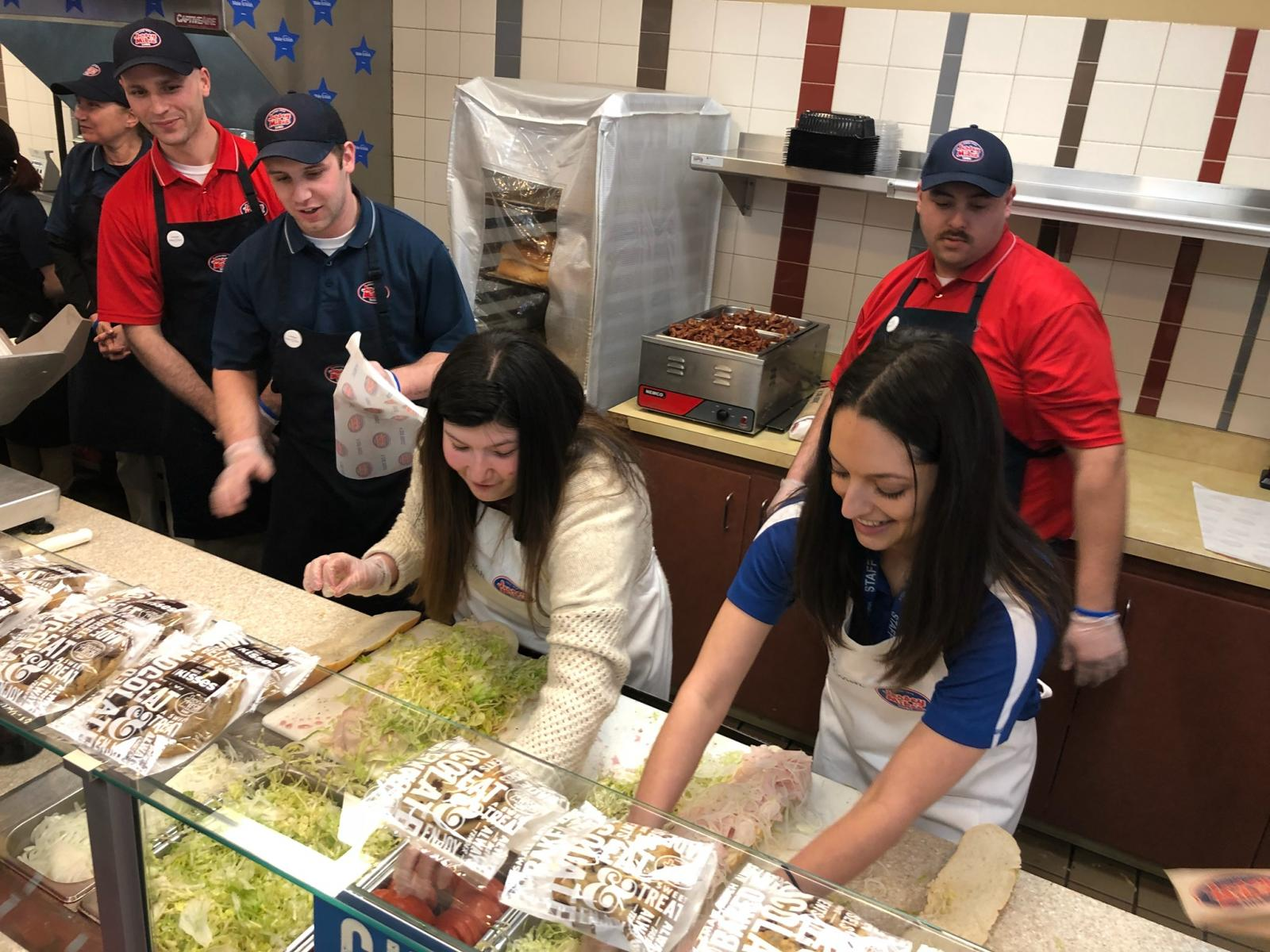 Jersey Mike's Partners with Make-A-Wish NJ for Month of Giving