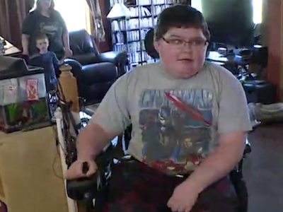 Another Duchenne Boy Fighting to Get Approved Drug (Exondys 51)