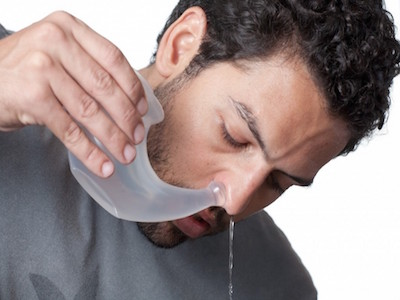 how to clean your sinuses without a neti pot