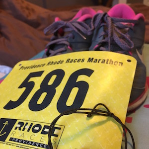 Filling Her Mother's Shoes: Running for NMO Awareness