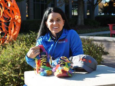 Brain Cancer Patient to Run 7 Marathons on 7 Continents in 7 Days