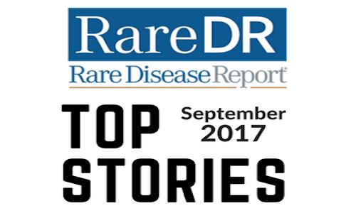 Top Rare Disease Report Articles for September 2017