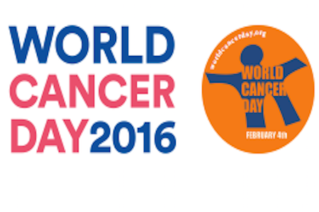 february 4th is world cancer day