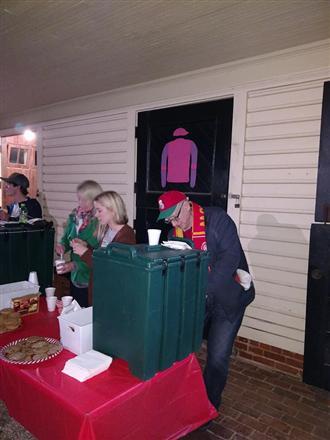 Hopeland Gardens Christmas Lights.Christmas In Hopelands Rotary Showcase
