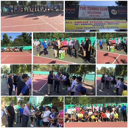 PROMOTION OF SPORTS | Rotary Showcase