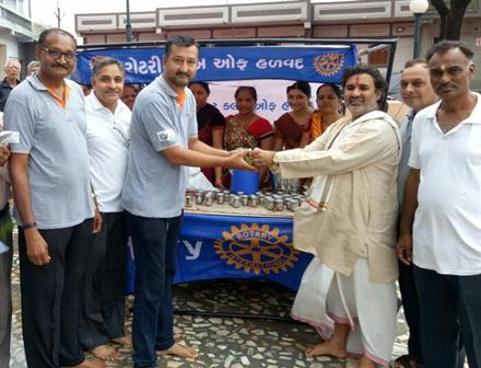 The God Shiv Puja | Rotary Showcase