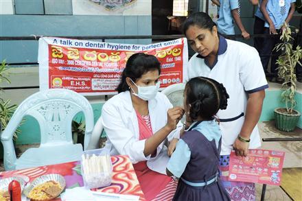 Dental Medical Camps | Rotary Showcase