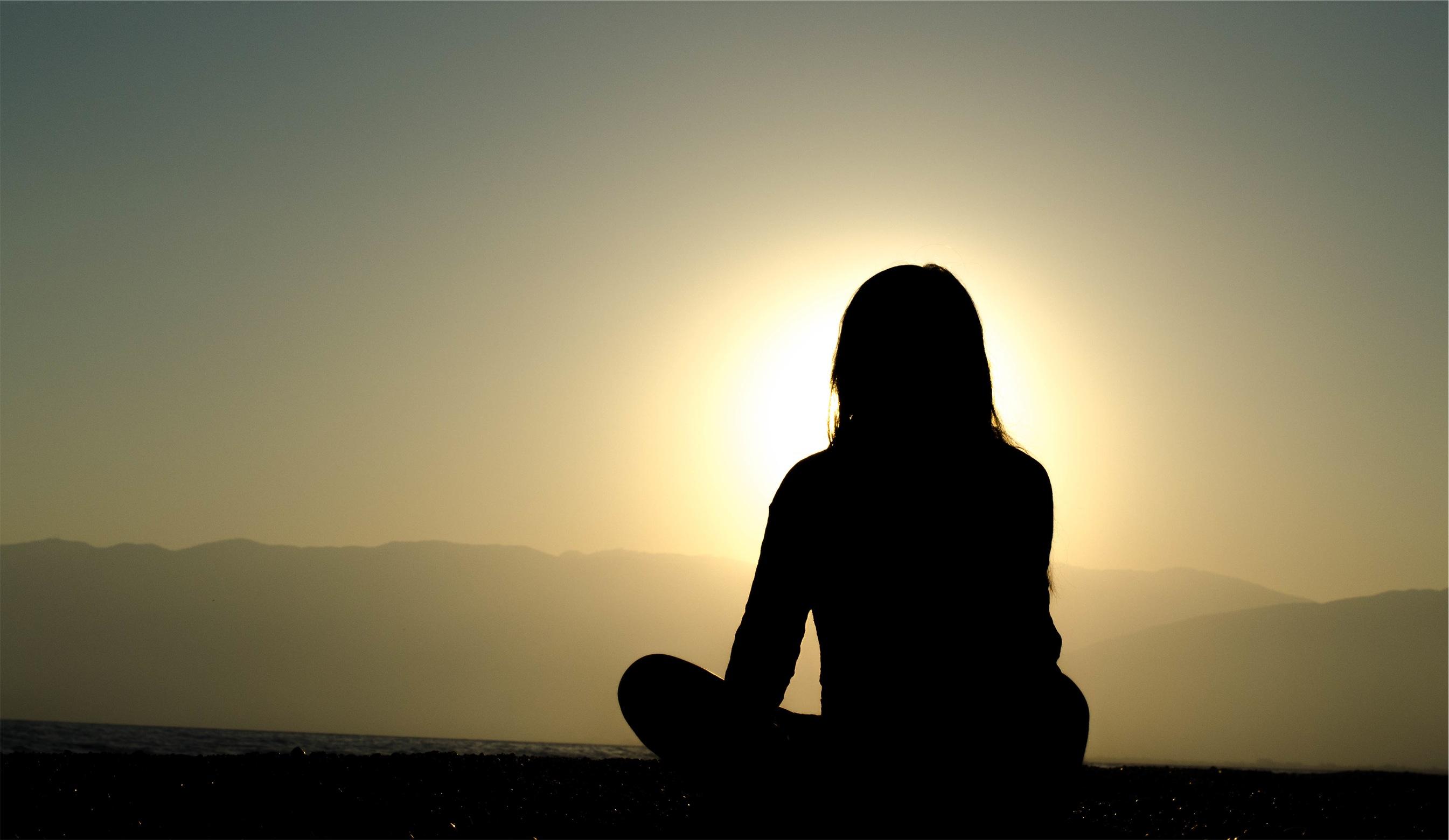 meditating yoga meditation healthy fitness health thanksgiving maintain don't gain
