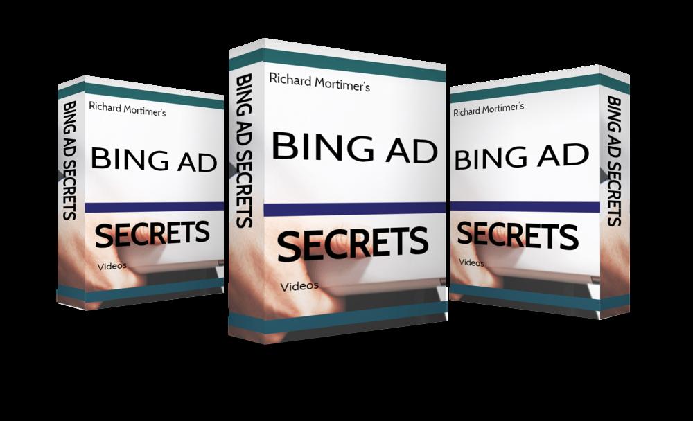 Bing Ad Secrets Videos
