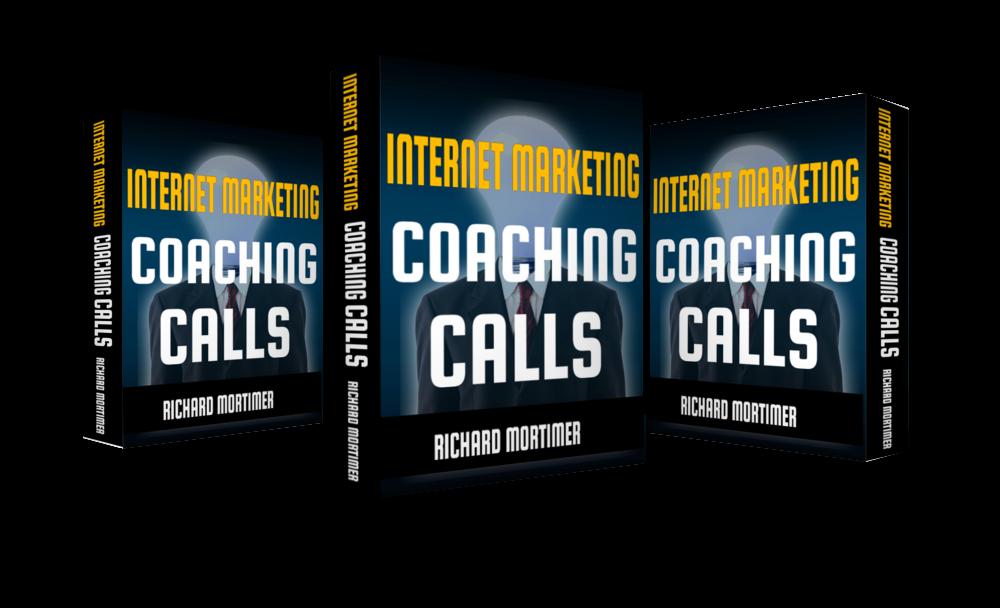 Internet Marketing Coaching Calls