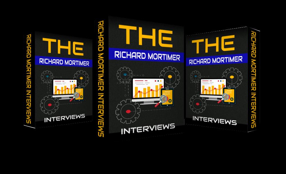 The Richard Mortimer Interviews