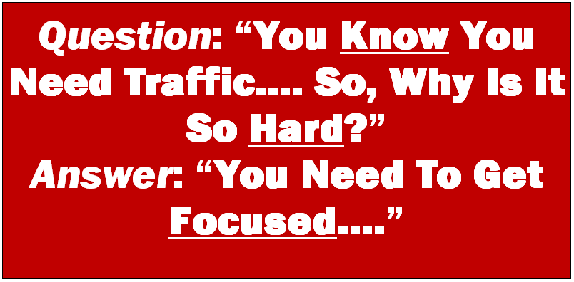 Top Traffic Tips from Richard Mortimer