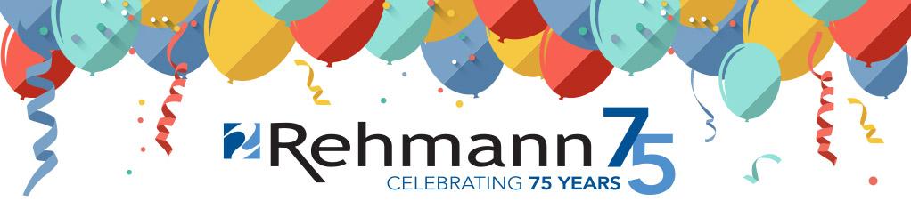 Rehmann 75th Anniversary