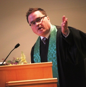 Sermons by Rev. David Ivie