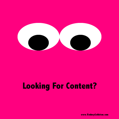 Content Marketing Looking