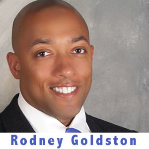 Marketing Speaker Rodney Goldston