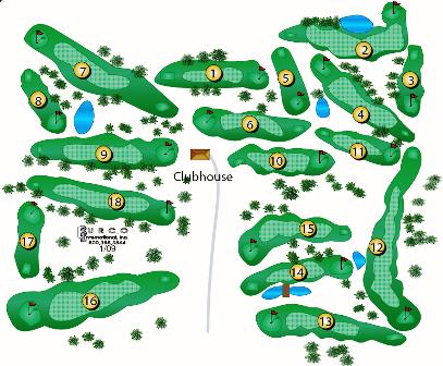 Our Course Layout
