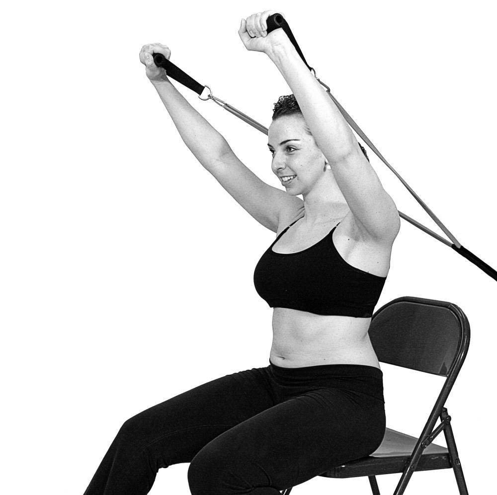 Bench Press Resistance Bands: Incline Bench Press