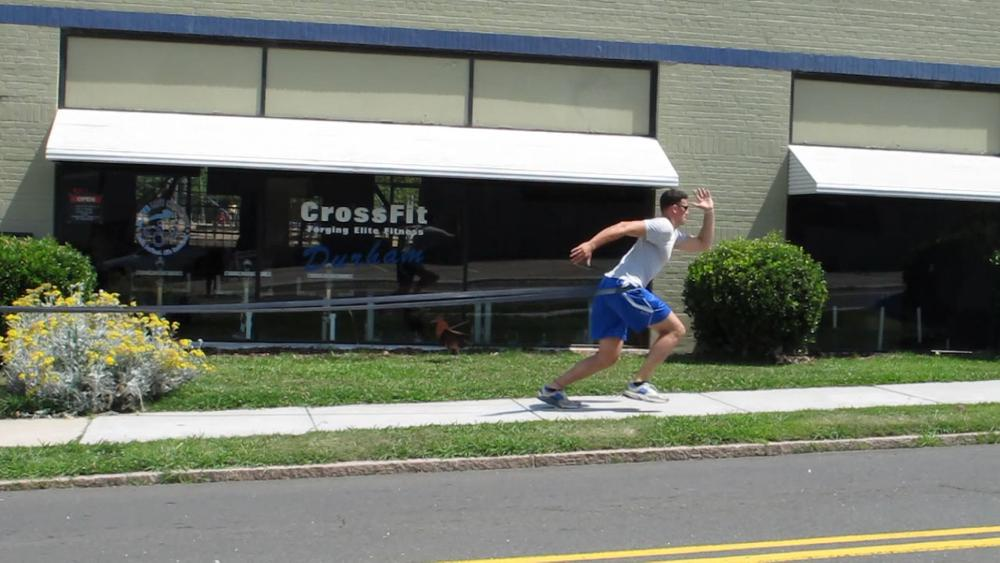 resisted sprint, resistance sprinting, Resistance Sprinting Workout