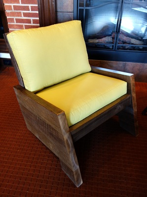 #412 Brazilian Club Chair