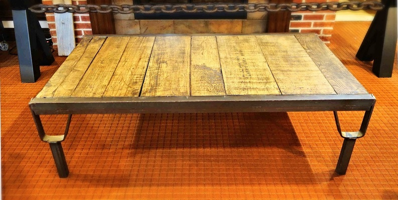 #551 Pallet Coffee Table