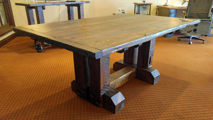 6' Trestle Table