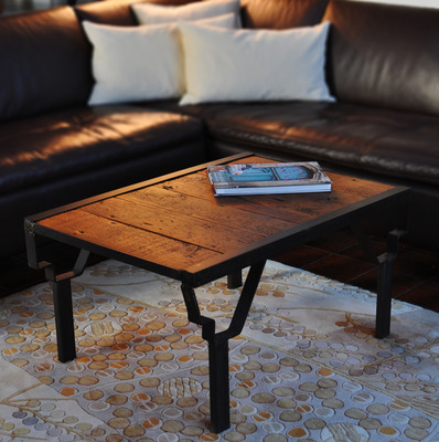 #430 Reclaimed Pallet Coffee Table