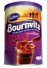 Bournvita Chocolate Drink 900 g tin