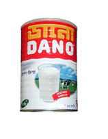 Dano Evaporated milk 157 mL tin