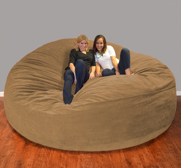 Ultimate Bean Bag Chair Sack Daddy Beanbag Sackdaddy