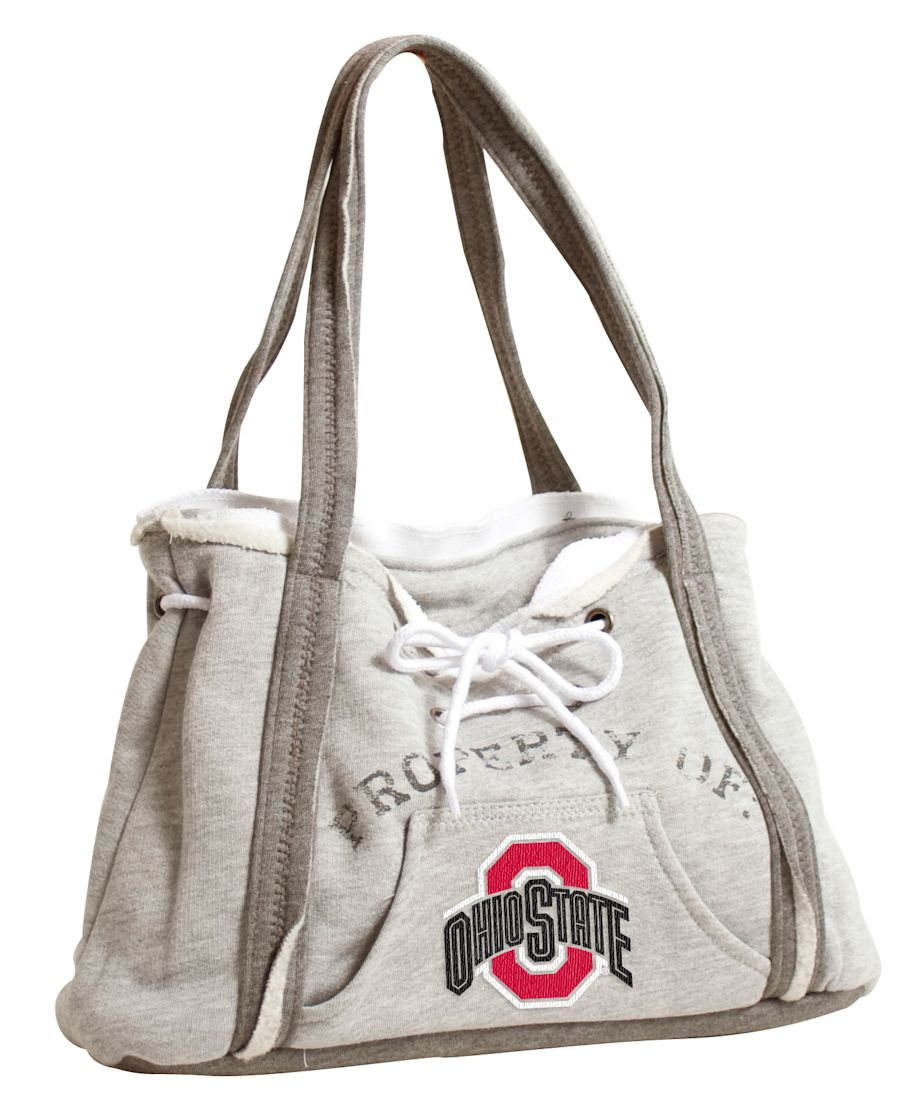 Little Earth Ohio State Buckeyes Hoodie Purse